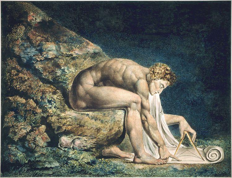 Newton-William-Blake
